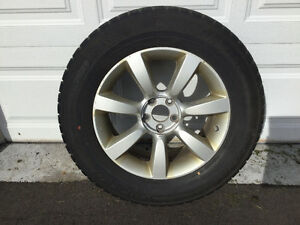 Faulken Winter Tires 265/60R18 With Rims