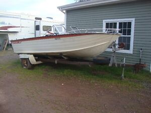 1979 18' Starcraft Boat for Sale