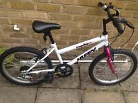 Huffy 20 inch cycle (nearly new!)
