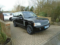 2006 56 Reg Land Rover Range Rover 4.2 V8 Auto Supercharged Vogue SE