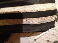 Rubino pros folding tyres (pair)