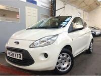 Ford KA 1.2 Style 3dr £30 A YEAR ROAD TAX + 12M MOT