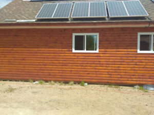Solar Panels and Controller