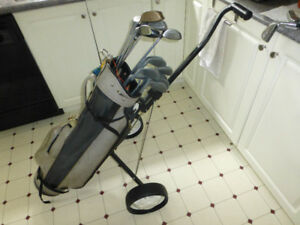 Golf Set, 15pc, complete