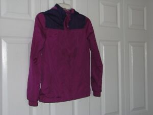 GIRLS SIZE 10/12 PINK OR PURPLE JACKETS $10 EACH Windsor Region Ontario image 1