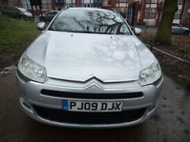 Citroen C5 2.0TD ( 140bhp ) VTR+ESTATE 3 MONTHS WARRANTY FREE