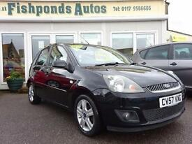 2007 Ford Fiesta 1.25 Zetec Climate 5dr