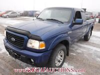 2009 FORD RANGER S/CAB 4WD
