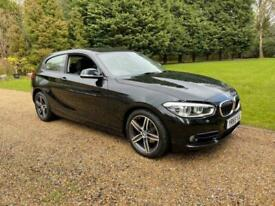 image for 2015 BMW 1 Series 2.0 118d Sport Auto (s/s) 3dr Hatchback Diesel Automatic