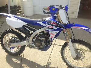 2016 YZ250FX LOTS OF EXTRAS