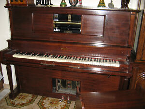 Player piano MOZART  1921