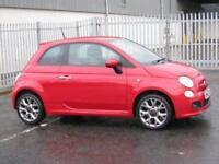 Fiat 500 Sport 1.2i ( 69bhp ) ( s/s )