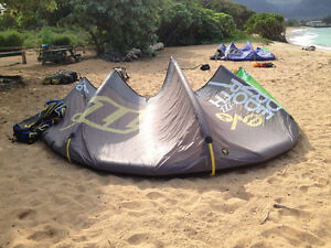 2013 North Evo 12m kite only