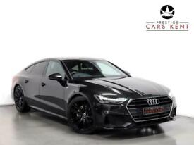image for 2018 Audi A7 40 TDI S Line 5dr S Tronic Auto Hatchback Diesel Automatic