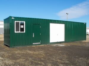 40FT HIGH CUBE MOBILE OFFICE CONTAINER FOR SALE