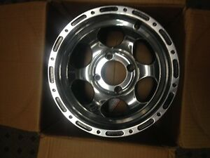 Pair of New ITP TYPE 7 ATV Wheels, 12X7, 4/110, 2+5 Offset