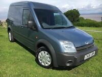 Ford Transit Connect Tdci T230 Hallmark Lwb P/V Panel Van 1.8 Manual Diesel