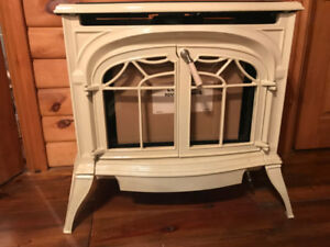 Vermont Casting natural gas stove