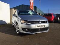 VW Polo 1.2TDI 2011 61 Match £30 Road Tax, 12 Months RAC Warranty