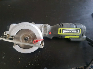 Rockwell Compact Circular Saw