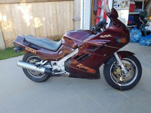 Classic Sport Tourer - '88 Suzuki Katana 1100 (sell or trade)