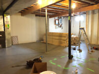 Renovations/Independent Contractor/Fair Quotes