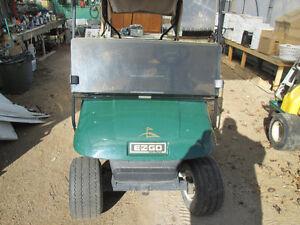 2006 - 2007 Ezy - Go Golf carts