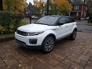 2016 Land Rover Range Rover Evoque hse SUV, Crossover