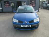 2007 Renault Megane 1.6 VVT Dynamique 5dr HATCHBACK Petrol Manual