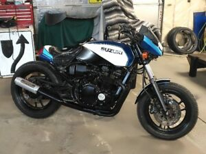 1983 Suzuki gsx 550e  For Sale