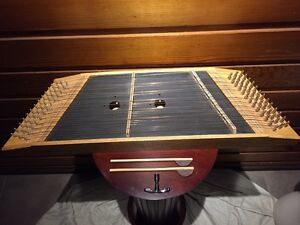Vintage 39 String Zither