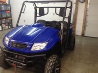 2008 500cc Kymco Side-By-Side