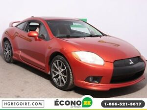 2009 Mitsubishi Eclipse GT-P AUTO A/C TOIT CUIR GR ELECT MAGS