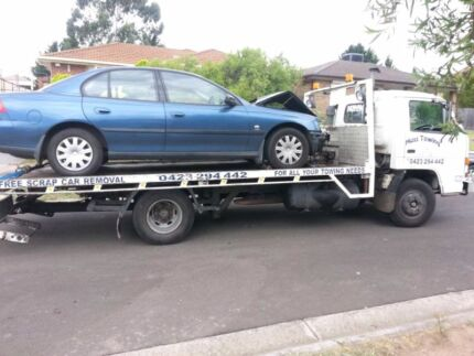 Towing service competitive prices Gladstone Park Hume Area Preview