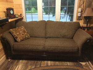 Couch, chair and recliner