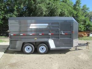 16' Tag Stock trailer