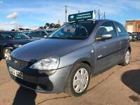 2002 Vauxhall/Opel Corsa 1.4i 16v ( a/c ) Elegance-AUTOMATIC-LOW MILEAGE