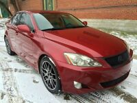 """2006 Lexus IS250 Performance 20""""+18"""" Wheels! CLEAN TITLE!Safety!"""