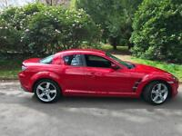 2008 Mazda RX-8 1.3 190bhp 29,000 miles Only,Family Business Est 1996