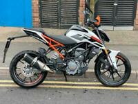 2020 KTM DUKE 125 LEANER LEGAL DELIVERY AVAILABLE P/X WELCOME 1 OWNER LOW MILES