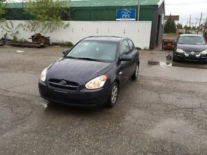 2008 Hyundai Accent Coupe (2 door) * Safety and Emission Tested