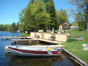 Cottage Rentals, GR8 bass fishing, ATV area! Swim, Relax!