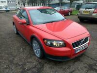 Volvo C30 1.6D 2009MY DRIVe S TURBO DIESEL £30 a year road tax for sale  West End, Glasgow
