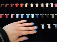 20% off Acrylic Dipped Nails for April