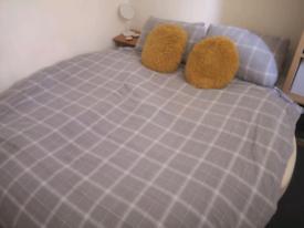 IKEA sultan round bed