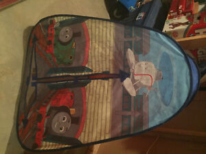 2 small children tents