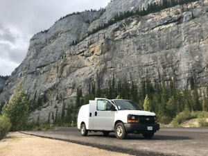 2008 Chevrolet Express Stealth Camper - Campervan / RV