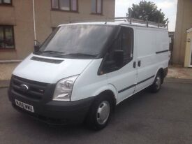 Ford transit van 85psi swb low top