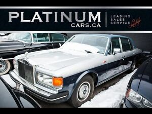1985 Rolls-Royce Silver Spur CLASSIC LUXURY COLLE
