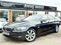 2012 62 BMW 5 SERIES 2.0 520D SE 4D 181 BHP SATELLITE NAVIGATION DIESEL